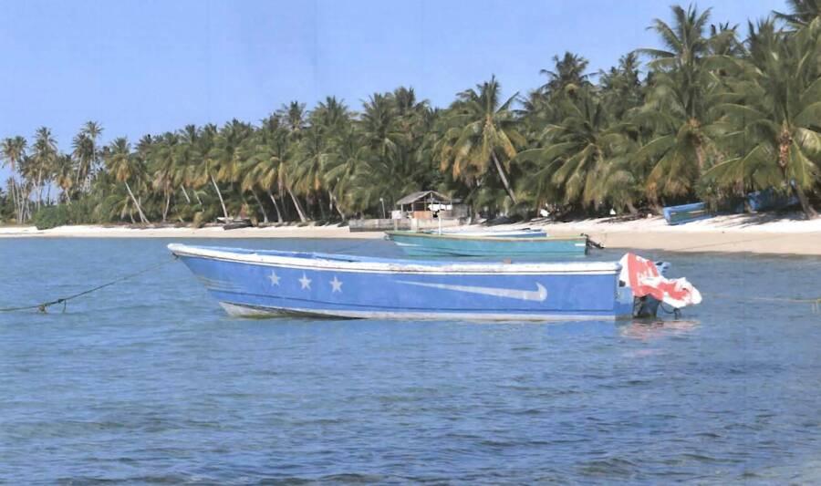 Marshall Islands Cocaine Boat