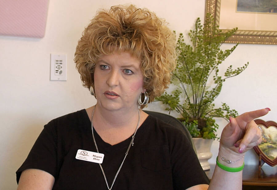 Megan Hess Of Sunset Mesa Funerals