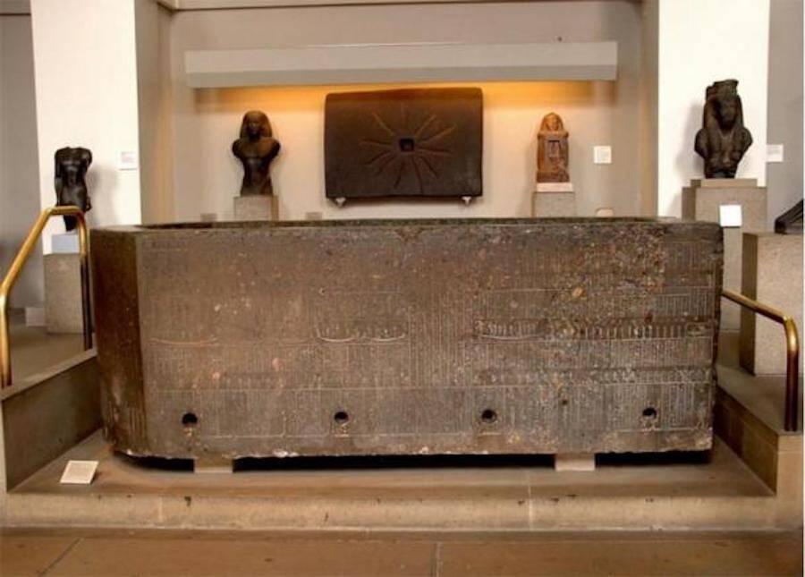 Nectanbo II Sarcophagus