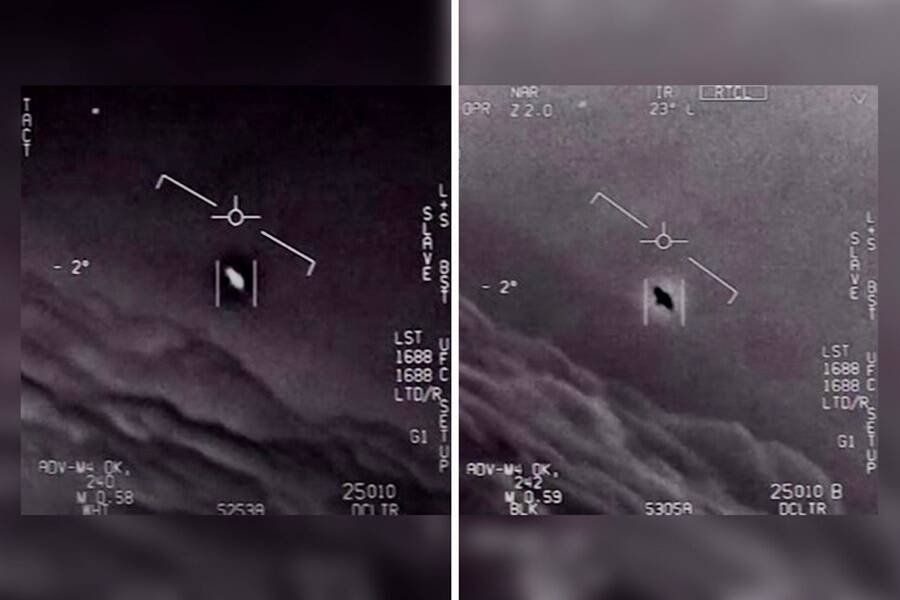 Pentagon Ufo Encounters