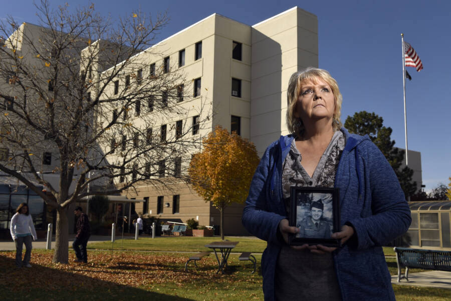 Sunset Mesa Funeral Victim Judy Cressler