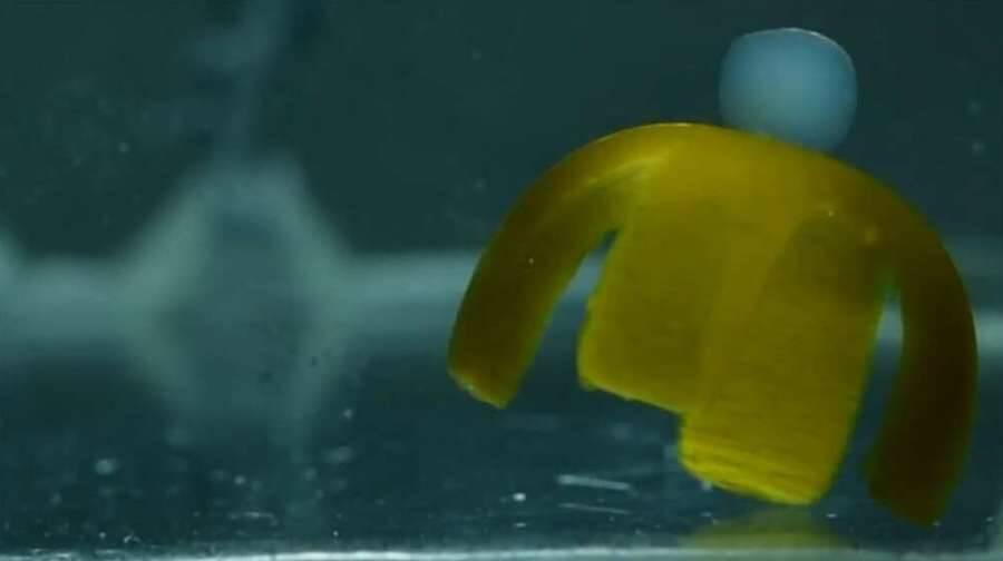 Tiny Northwestern University Robot