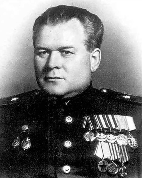 Vasily Blokhin