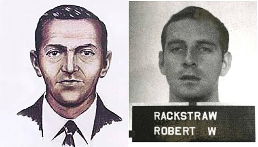 DB Cooper And Rick Rackstraw