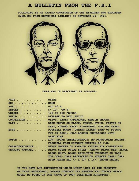 Who Is DB Cooper