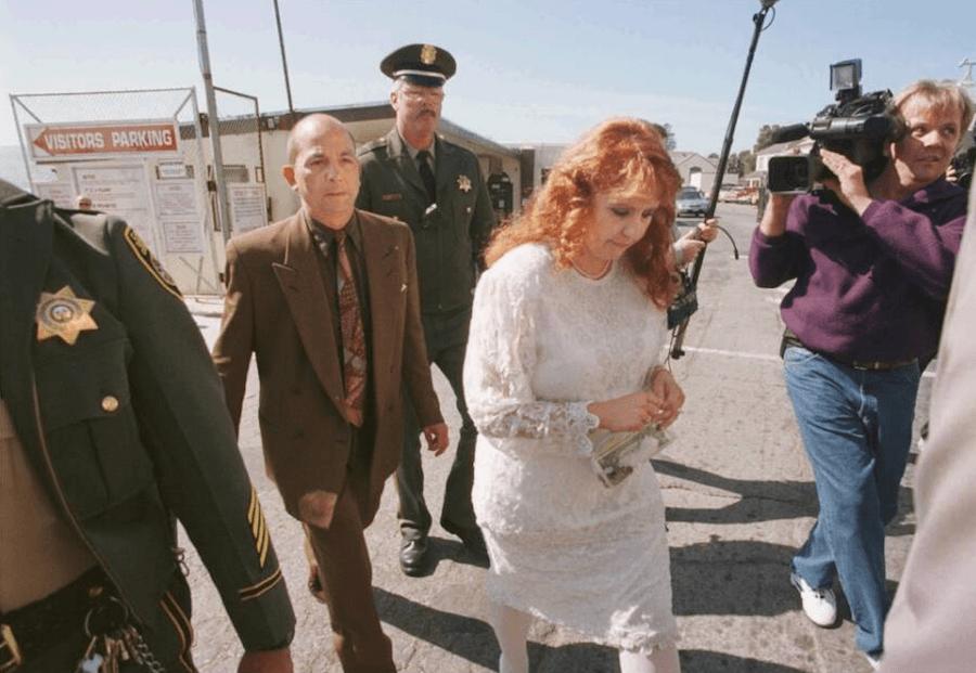 Doreen Lioy At San Quentin