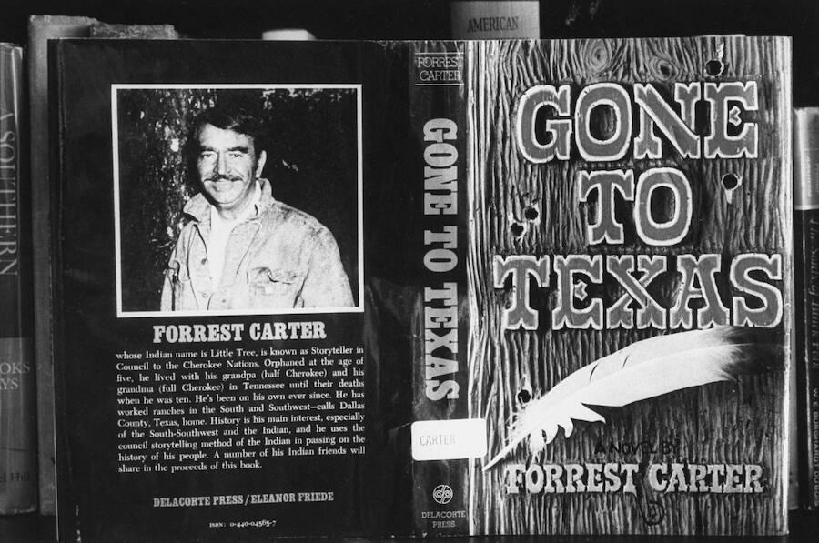 Forrest Carter