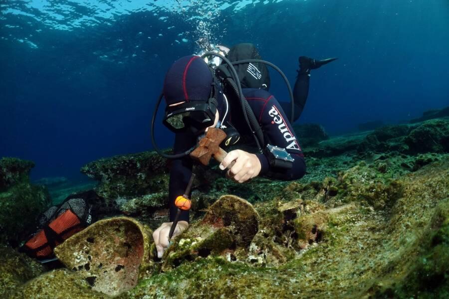 Kasos Shipwreck