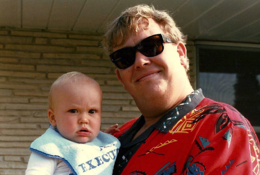 John Candy And Chris Candy