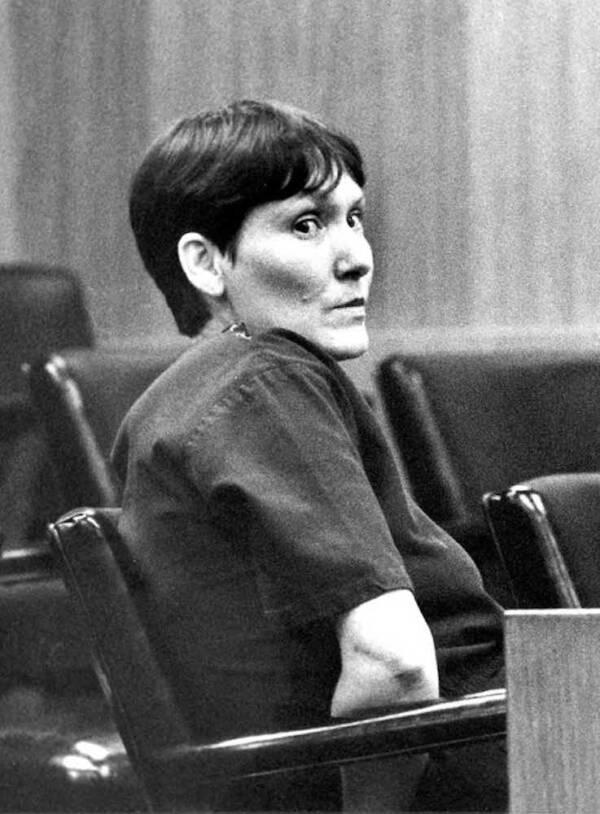 Black Widow Serial Killer
