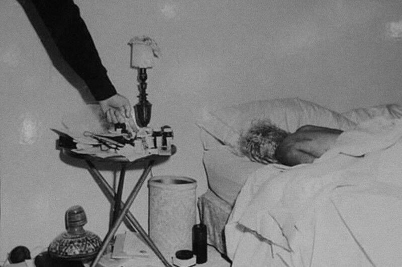 Marilyn Monroe's Corpse