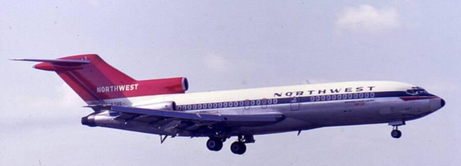 Northwest Airlines Plane