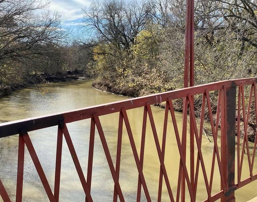 Pagar Jembatan Alton Tua