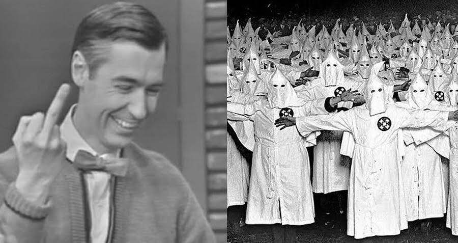 The True Story Of The Time Mr. Rogers Sued The KKK — And Won