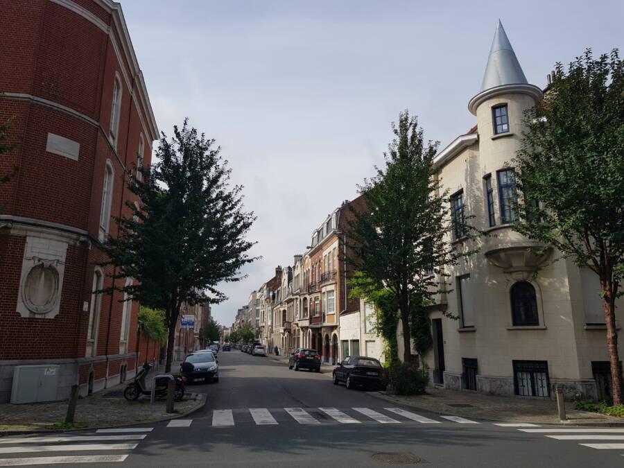 Rue Des Atrébates Brussels