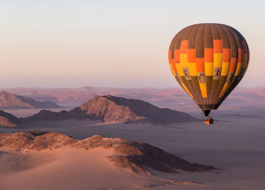 Sossuvlei Hot Air Balloons