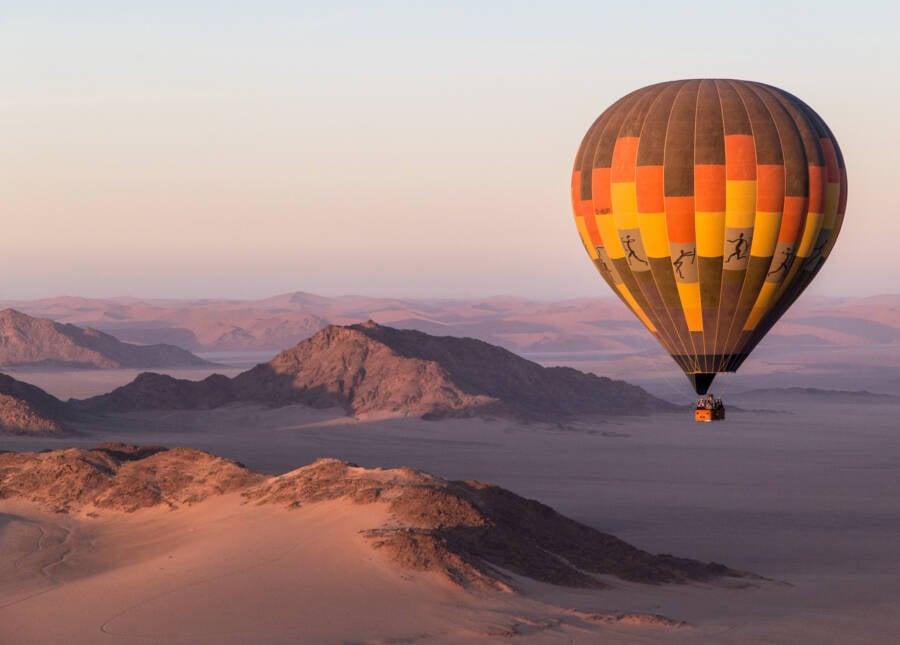 Sossuvlei Hot Air Balloons