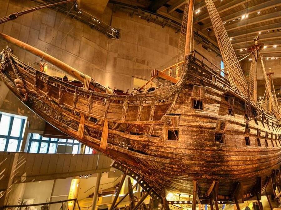Swedish Vasa Ship
