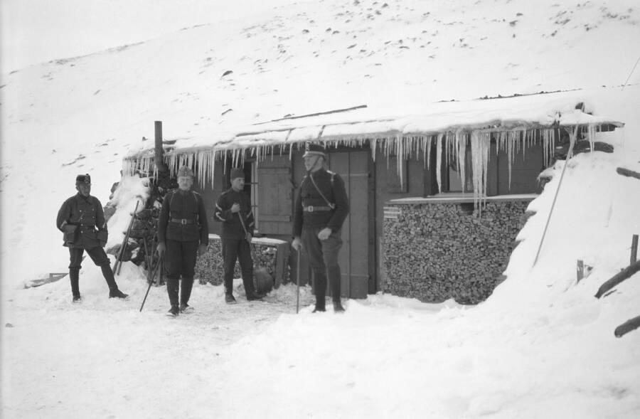 Switzerland WWI
