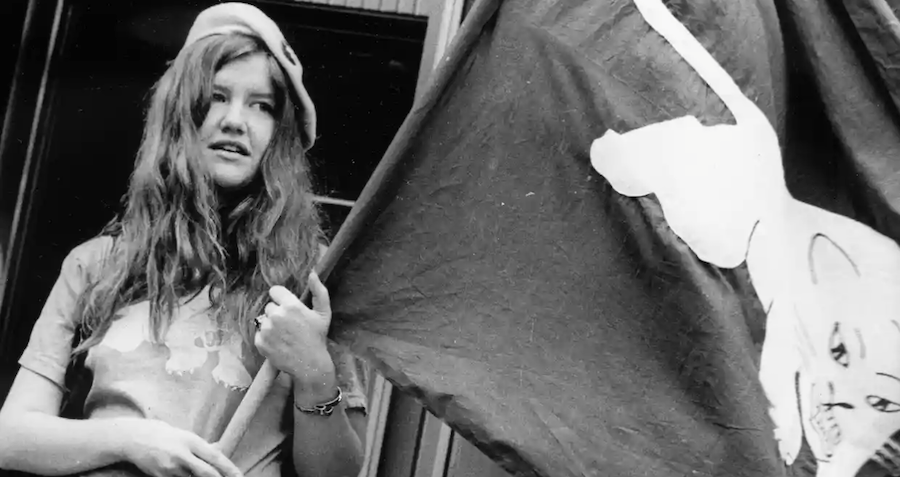 These White Activists Wanted To Support The Black Panthers — So They Became The White Panthers
