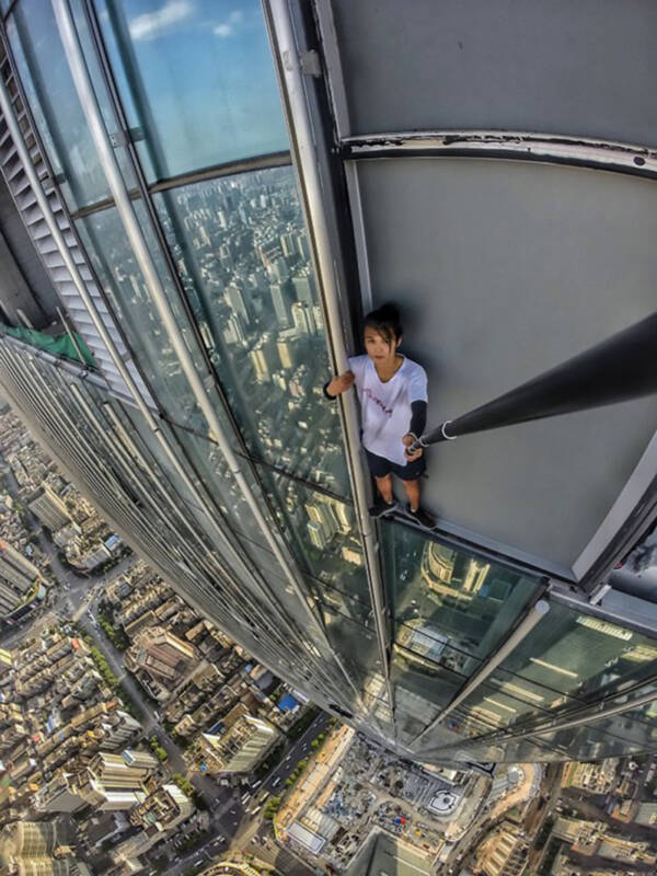 Wu Yongning Selfie
