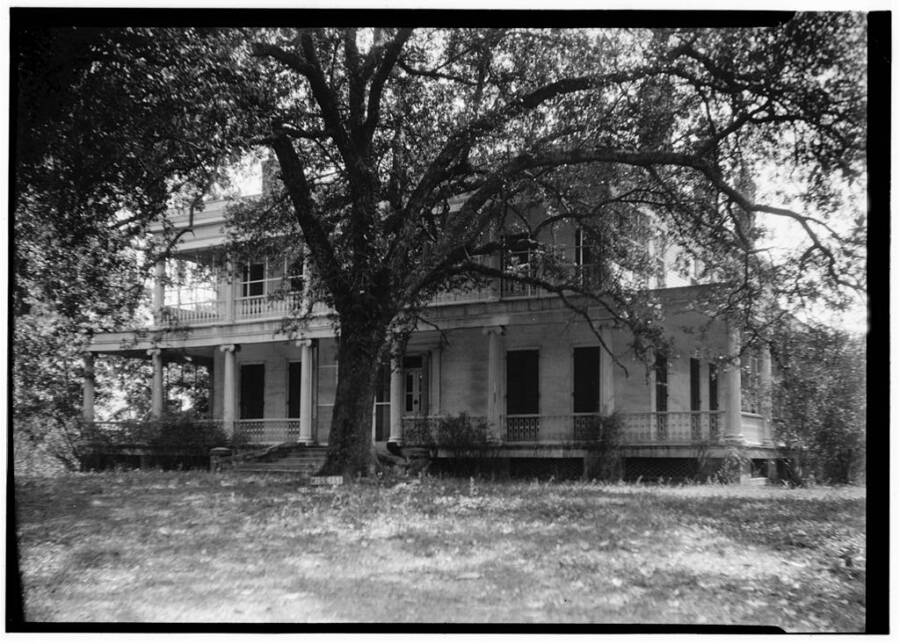 Plantation Where Henrietta Wood Was Enslaved