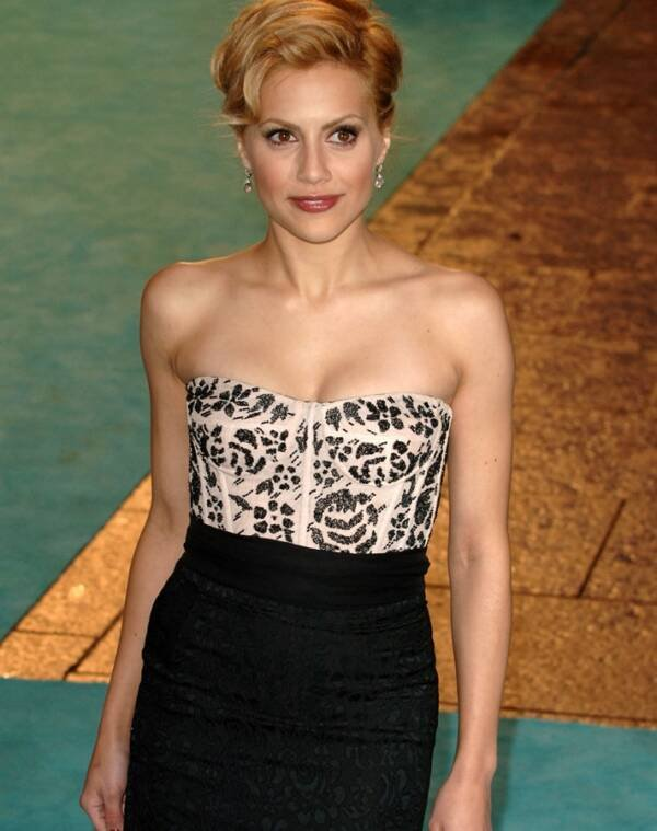 Brittany Murphy On The Red Carpet