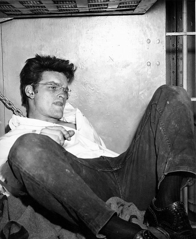 Charles Starkweather In Prison