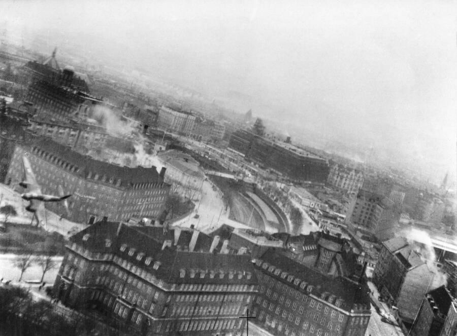 De Havilland Mosquito Raid