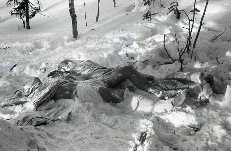 Dyatlov Pass Bodies