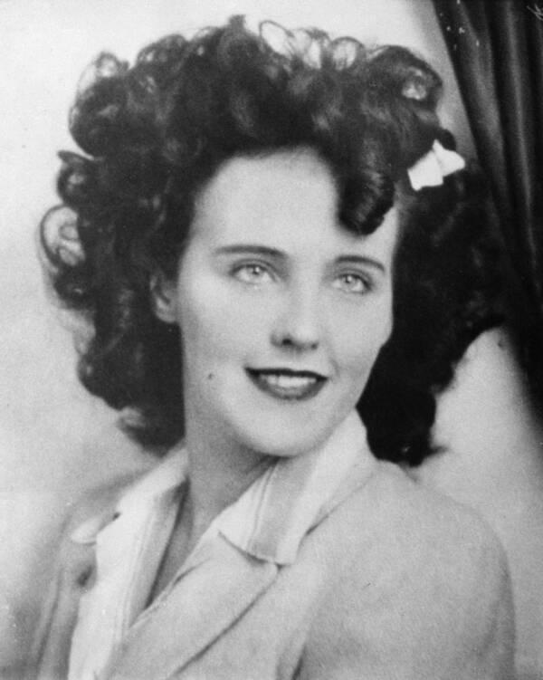 Elizabeth Short Black Dahlia