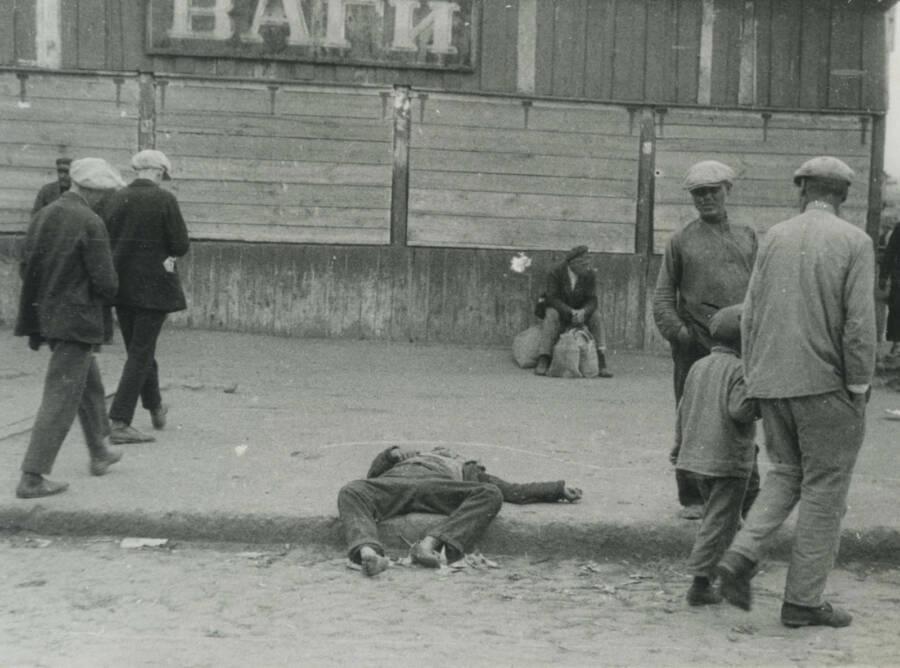 Holodomor Victim Ukraine
