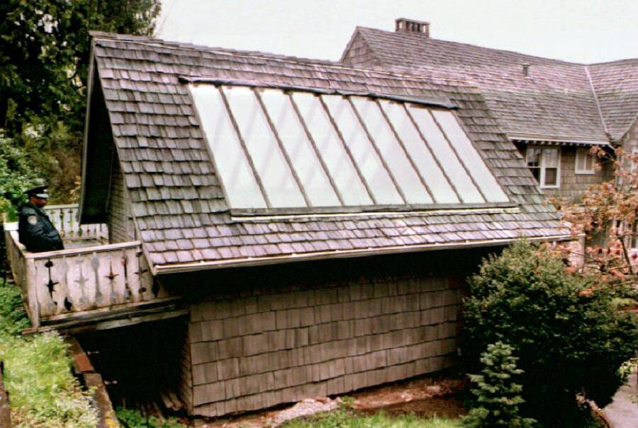 Greenhouse On The Property