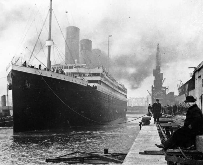 How Big Was The Titanic