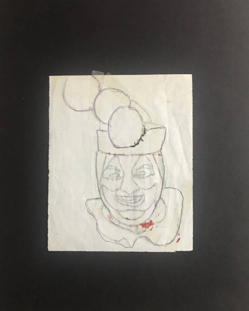 John Wayne Gacy Art