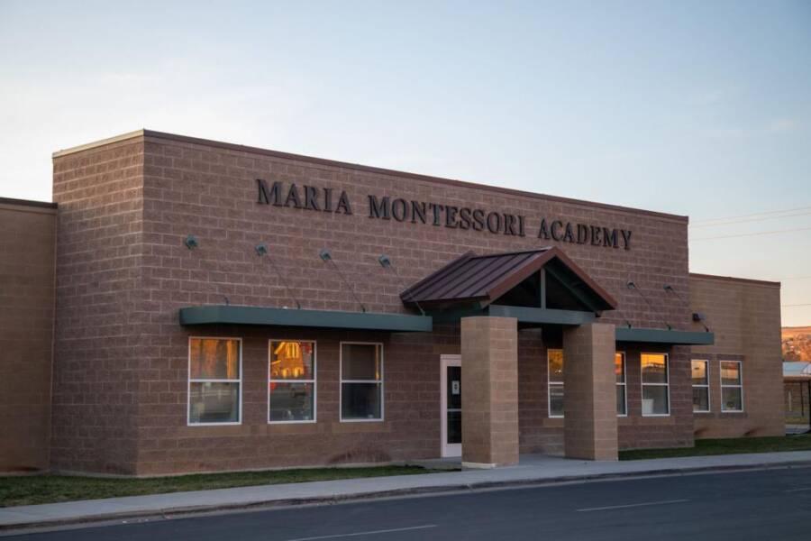 Maria Montessori Academy Building
