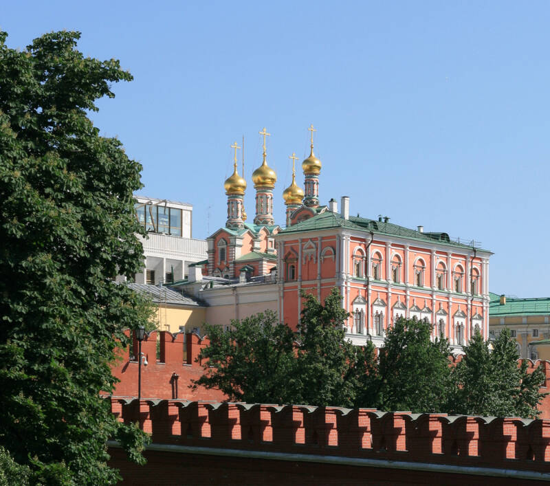 Vasily Stalin's Home Amusement Palace