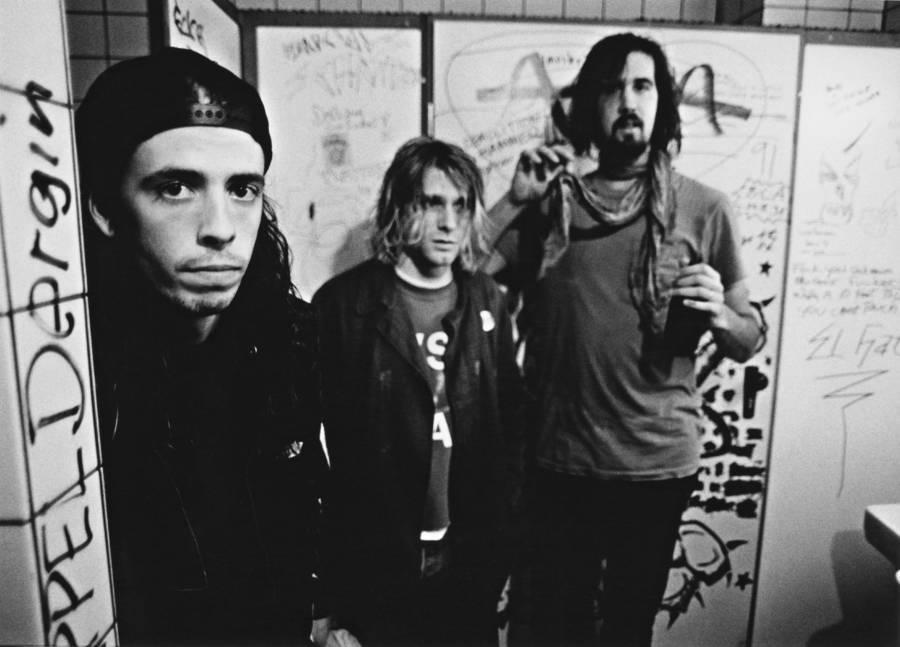 Nirvana In Germany