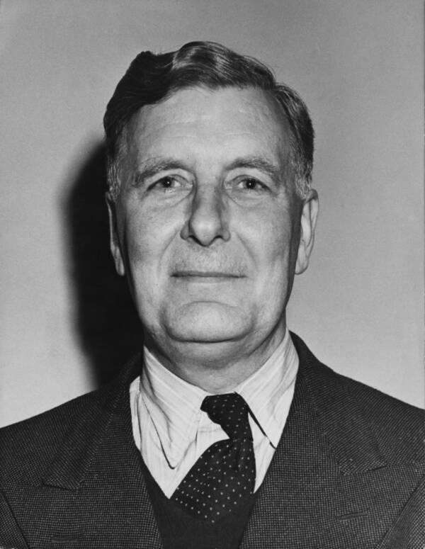 Percy Sillitoe