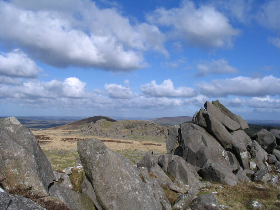 Preseli Hills Wales