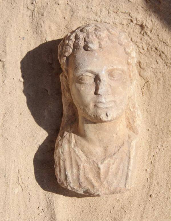 Second Taposiris Magna Statue