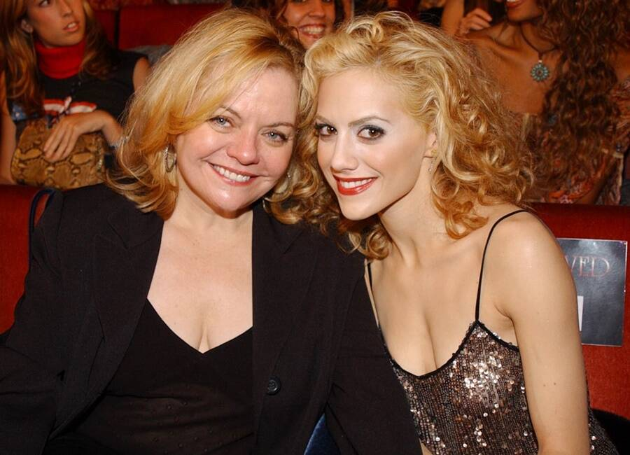 Sharon Murphy And Brittany Murphy