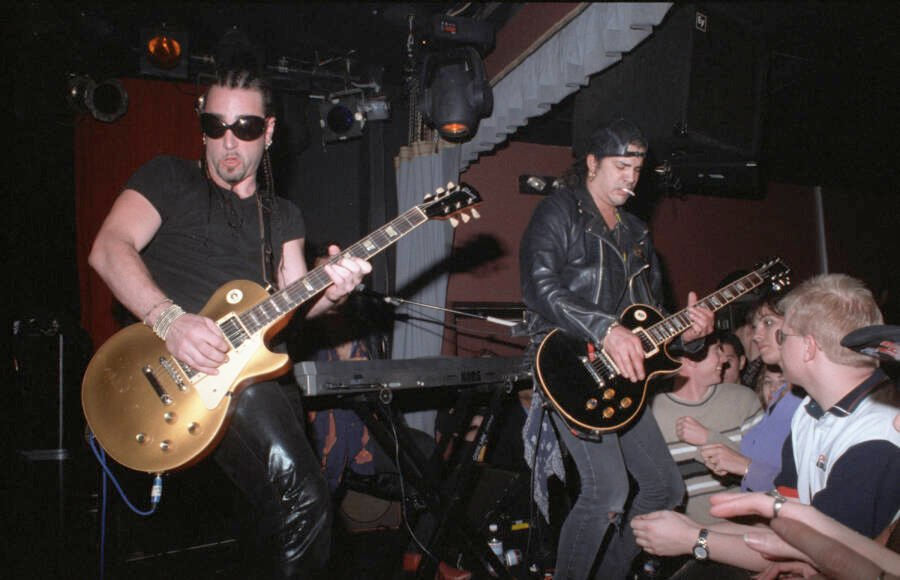 Slash At The Viper Room