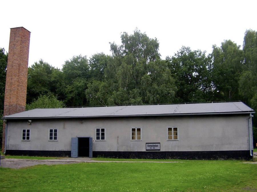Stutthof Crematorium