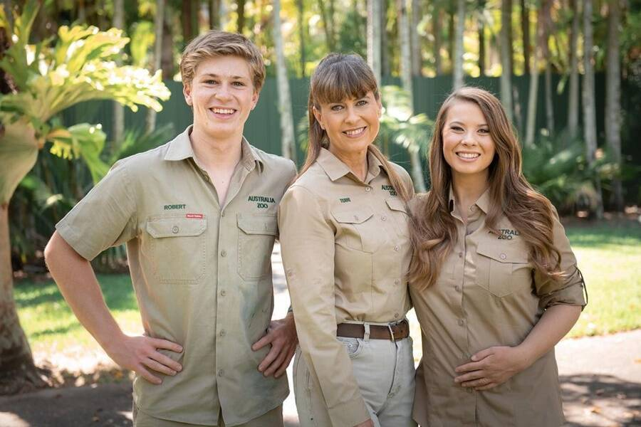 The Irwin Family
