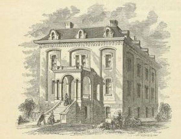 The New England Female Medical College