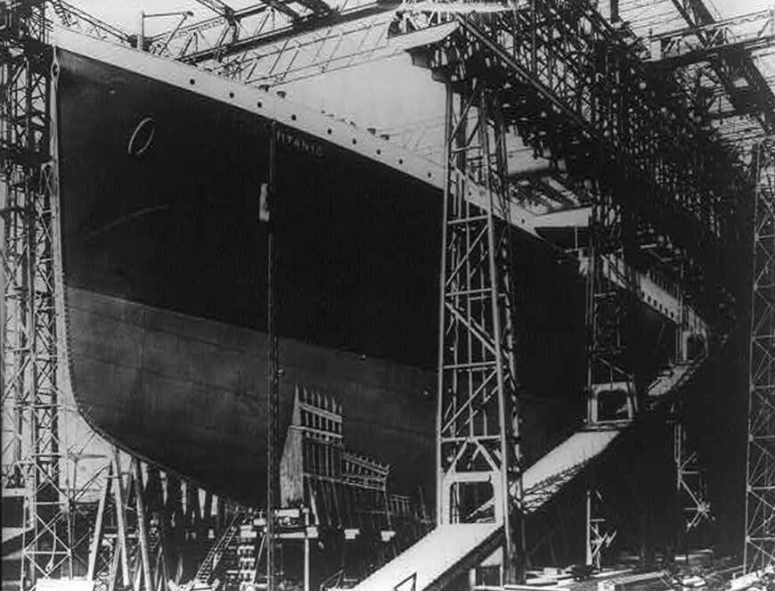 Assembly Of The Titanic