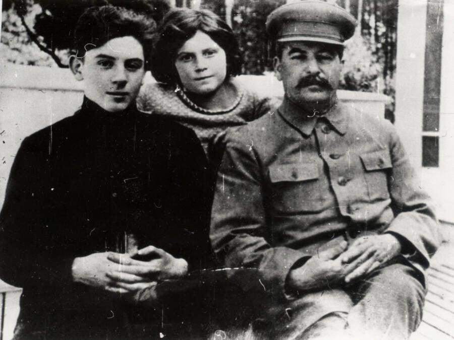 Vasily Stalin