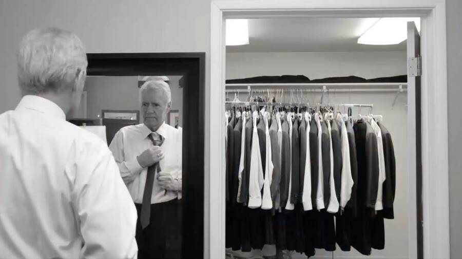 Wardrobe Of Alex Trebek