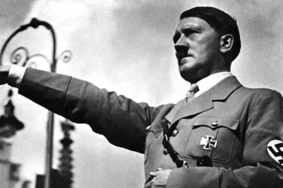 Was Hitler Jewish